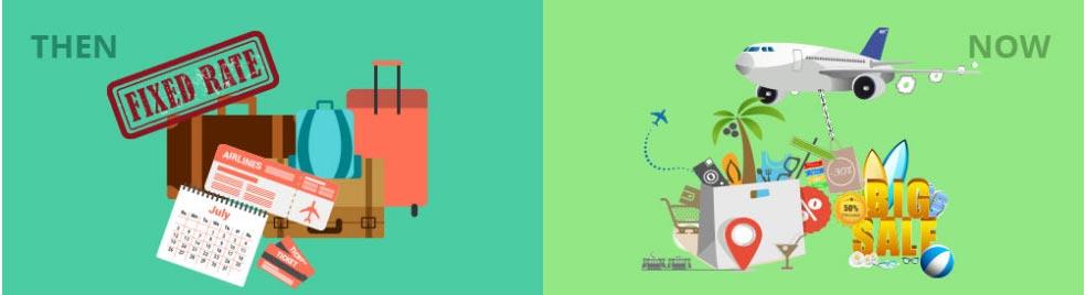 سفر کردن در یک دهه اخیر چه تغییراتی کرده است ؟         