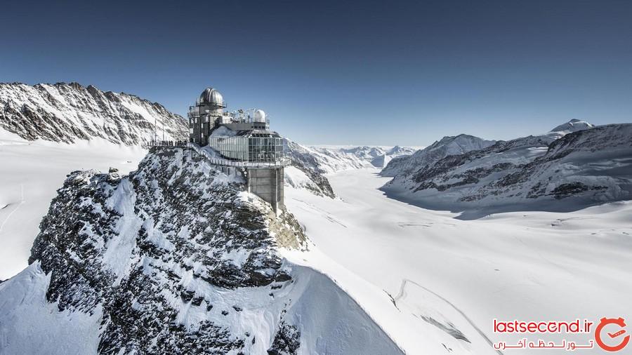 مکان های دیدنی سوئیس    