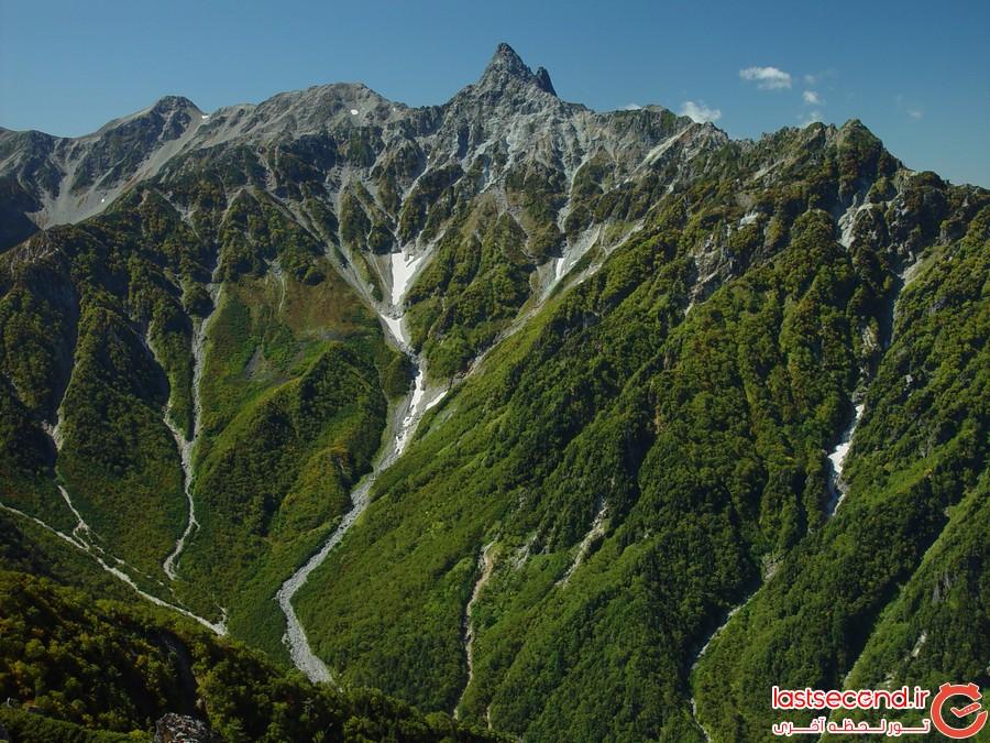 برترین عجایب طبیعی ژاپن    