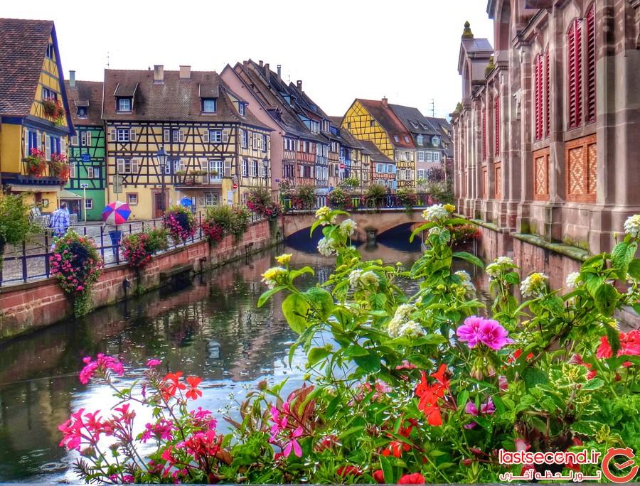 شهرهای افسانه ای اروپا    