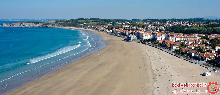 سواحل شگفت انگیز فرانسه    