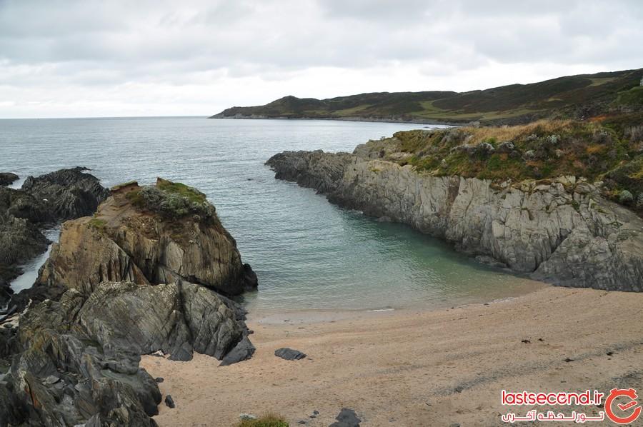 سواحل بی نظیر برای پیدا کردن صدف