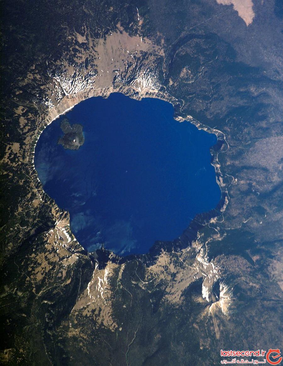 شگفت انگیزترین دریاچه های جهان   