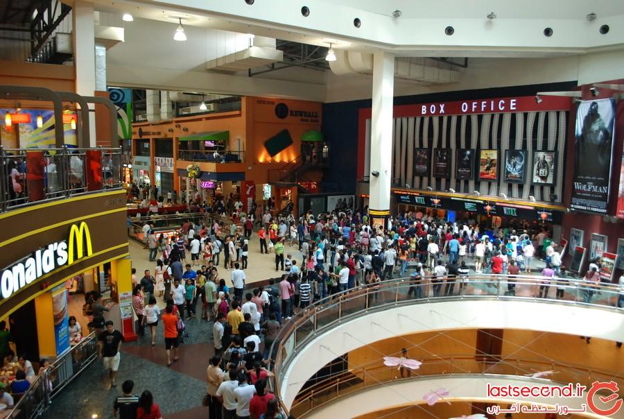بزرگترین مراکز خرید جهان
