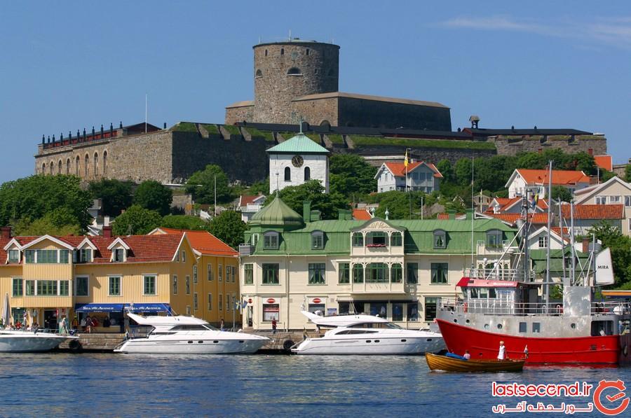 تصاویر دیدنی از کشور سوئد