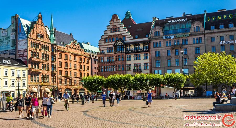 عکسهای کشور سوئد