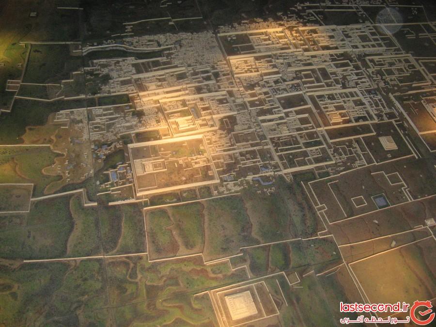 چان چان: شهری ساخته شده از گل