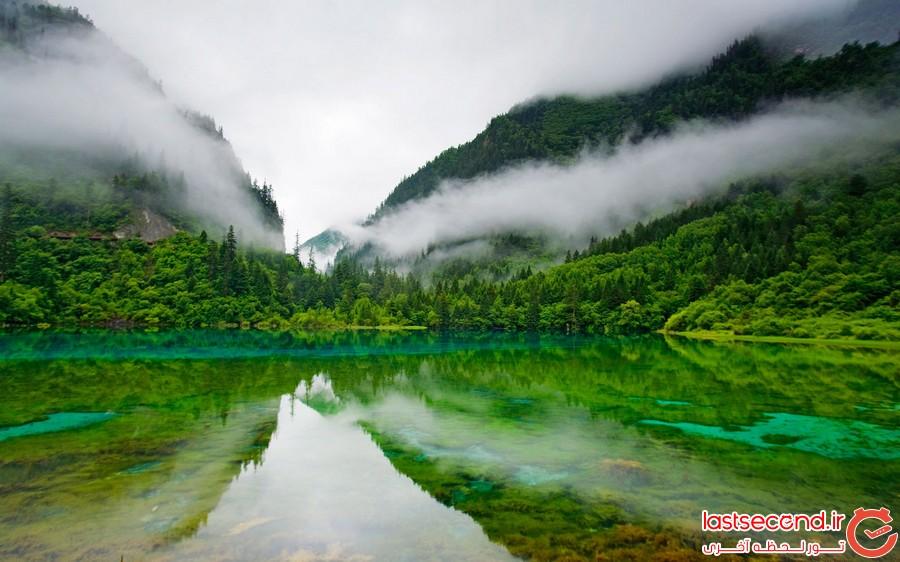 برترین جاذبه های گردشگری چین