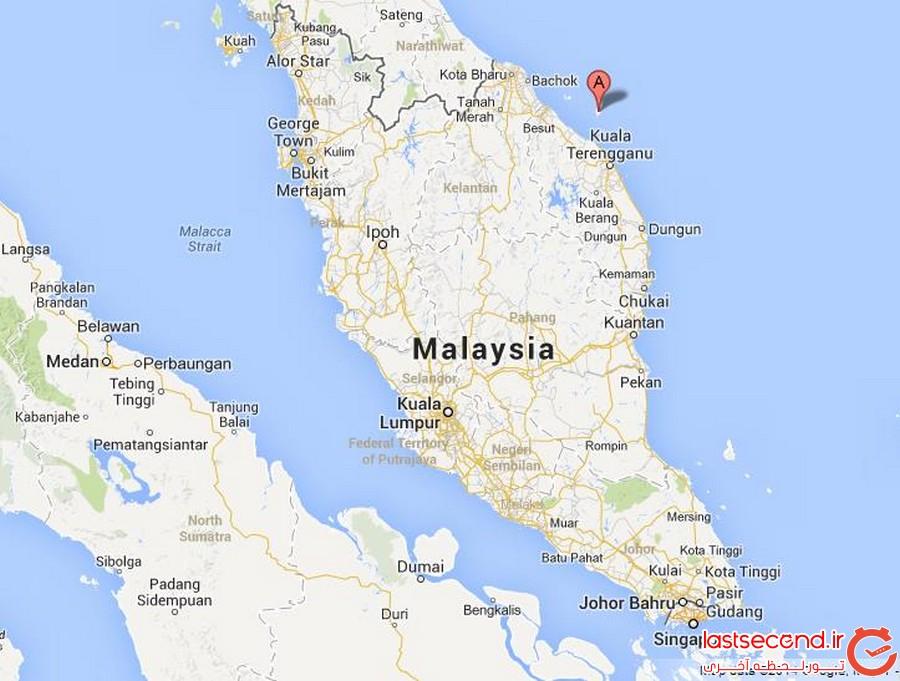 جزیره ردانگ، جواهر مالزی