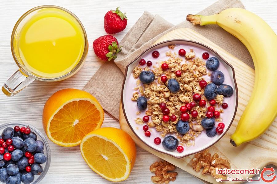 راهکارهایی برای تغذیه سالم در سفر