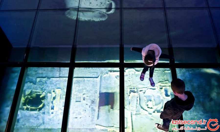 جاذبه گردشگری جدیدی که در اروپا از برج ایفل  پیشی گرفته است      