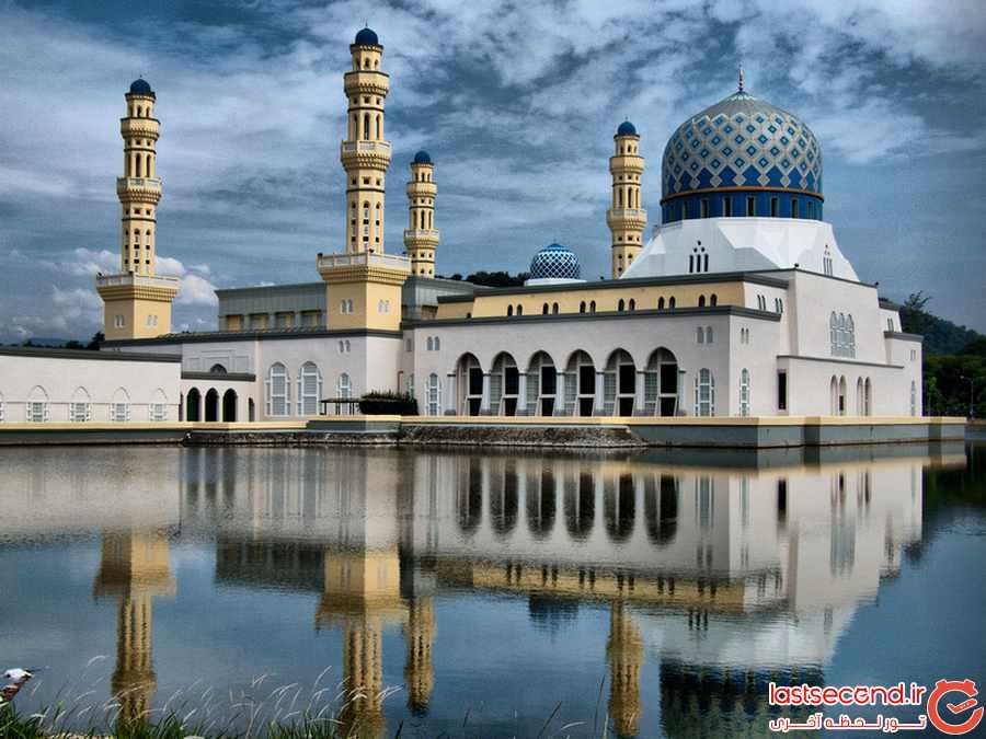 مساجد زیبا و دیدنی در مالزی 