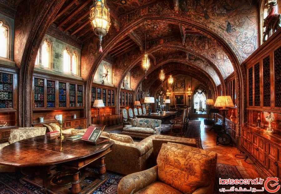 10 کتابخانه زیبا و دیدنی در اروپا
