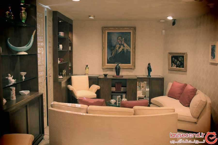 خانه های مشهورترین هنرمندان را ببینید 