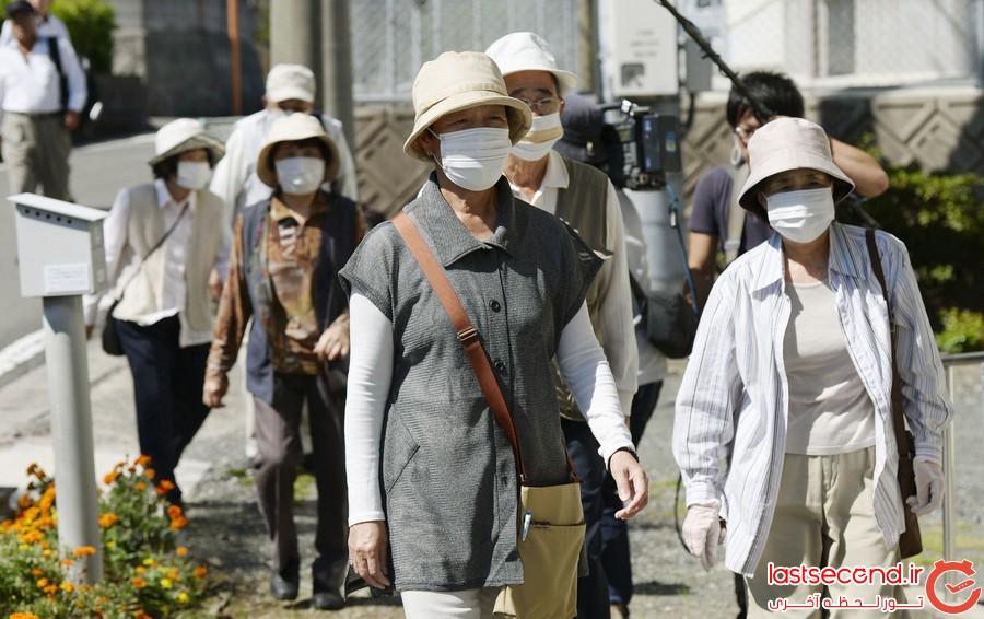 14 مورد از علاقمندی های ژاپنی ها