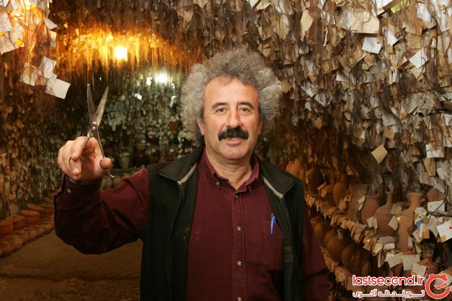موزه ی مو: مکانی عجیب در ترکیه