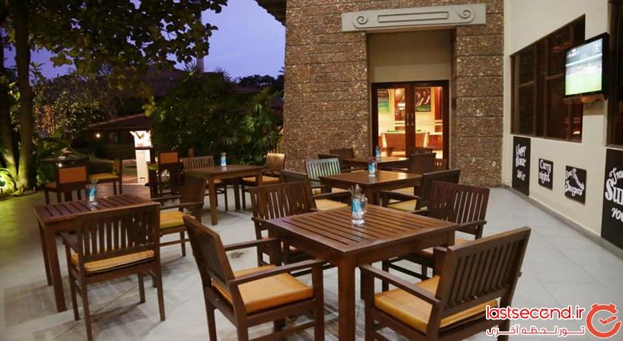 یک هتل خوب در کلمبو  - Cinnamon Lakeside