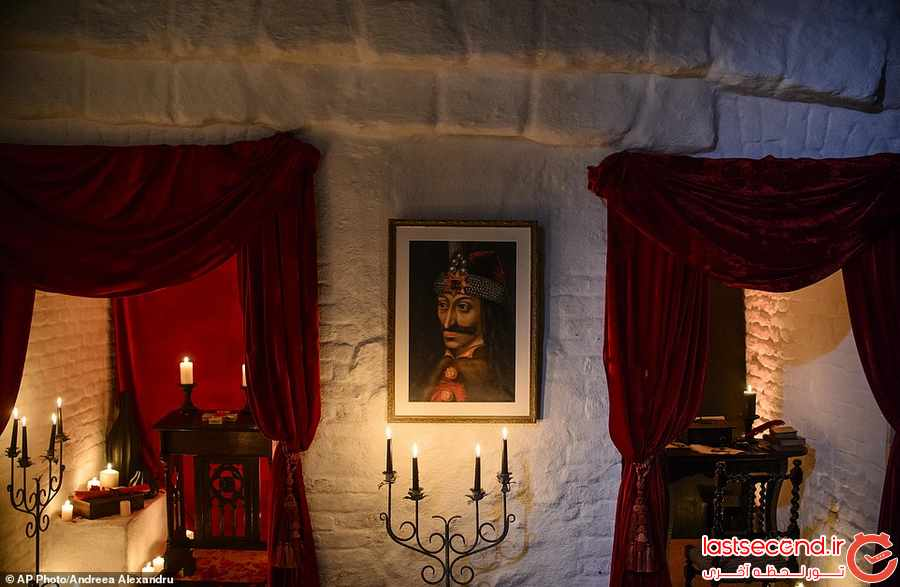  آیا جرات اقامت در قصر دراکولا را دارید ؟    
