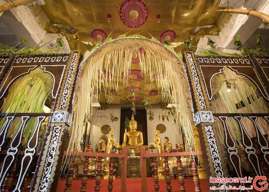 معبد دندان مقدس