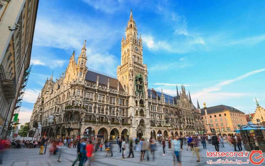 مونیخ یا برلین ؟ کدام بهتر است ؟   