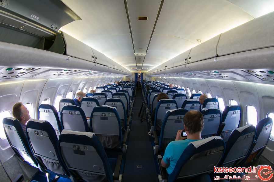 چرا سفر با هواپیما ایمنتر است؟     