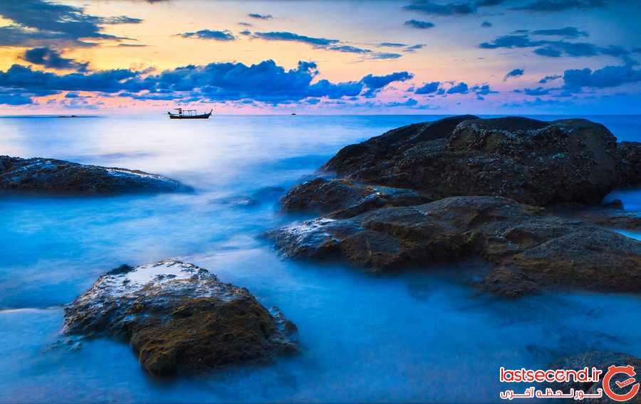 رمانتیک ترین جزیره در تایلند       
