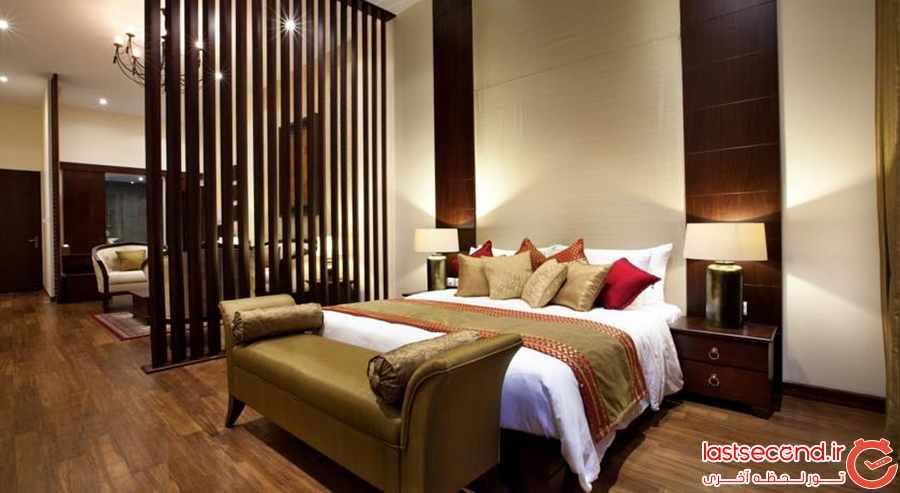 یک هتل خاص در کلمبو- سریلانکا       