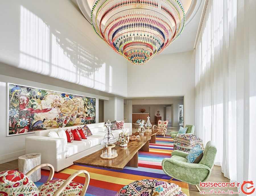 لوکس ترین هتل های جهان در سال 2016   