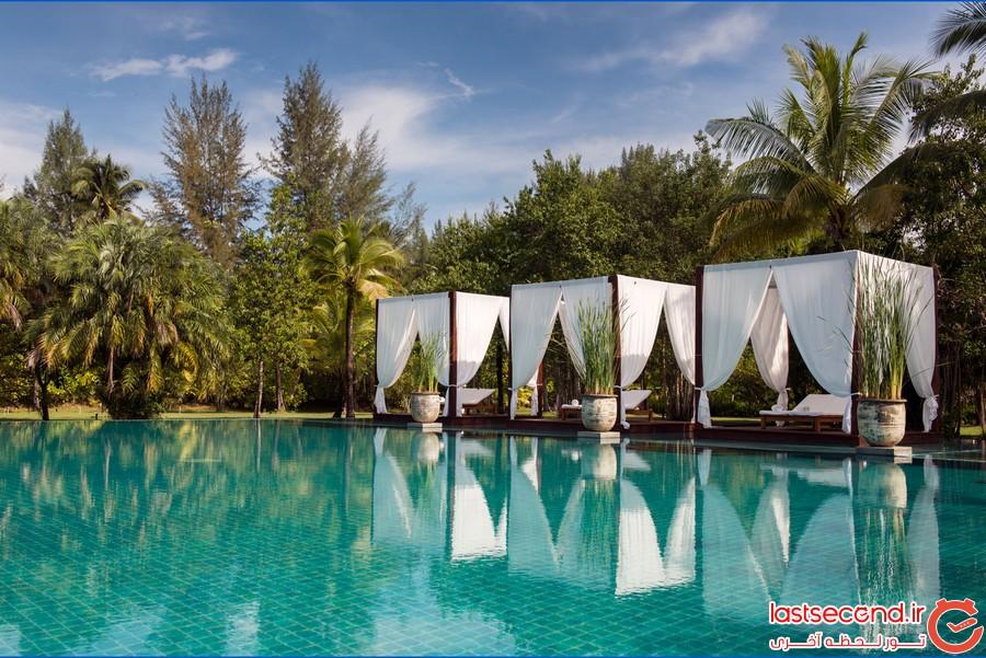 خارق العاده ترین استخرها در هتل های سراسر دنیا + تصاویر