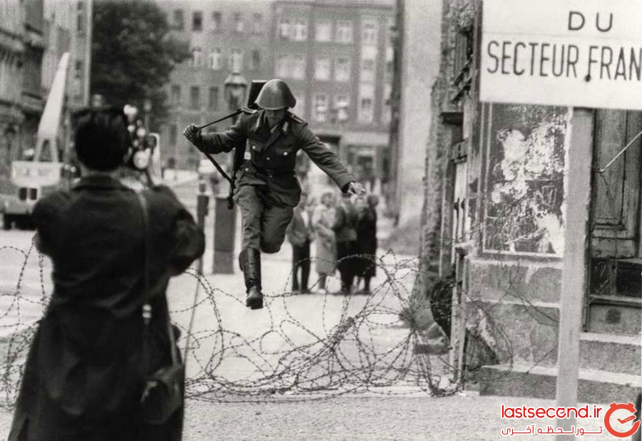 حقایقی جالب درباره دیوار برلین