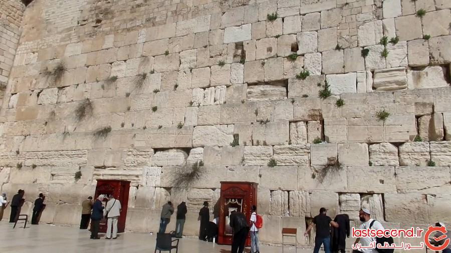 مشهورترین دیوارهای دنیا