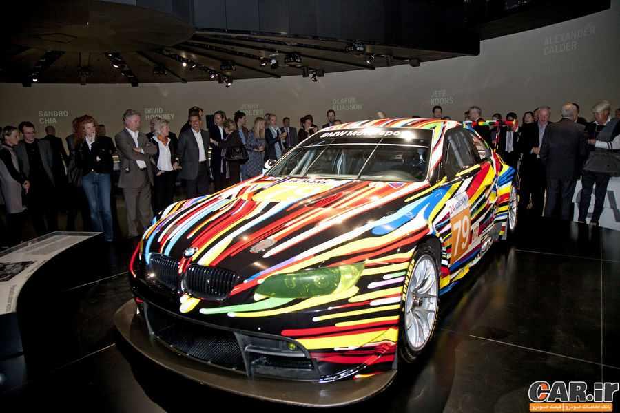 موزه BMW، موزه ایی متفاوت در آلمان        