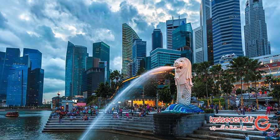 نکاتی جالب و خواندنی درباره سنگاپور