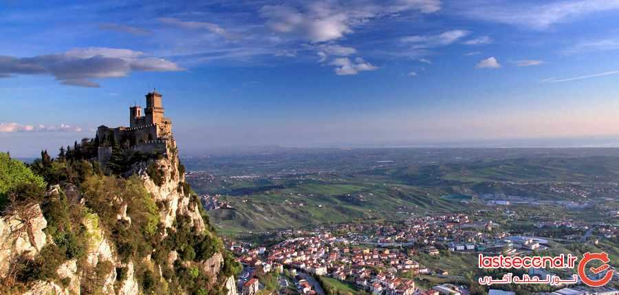 هفت کشور اروپایی کوچک که می توان در یک روز دید
