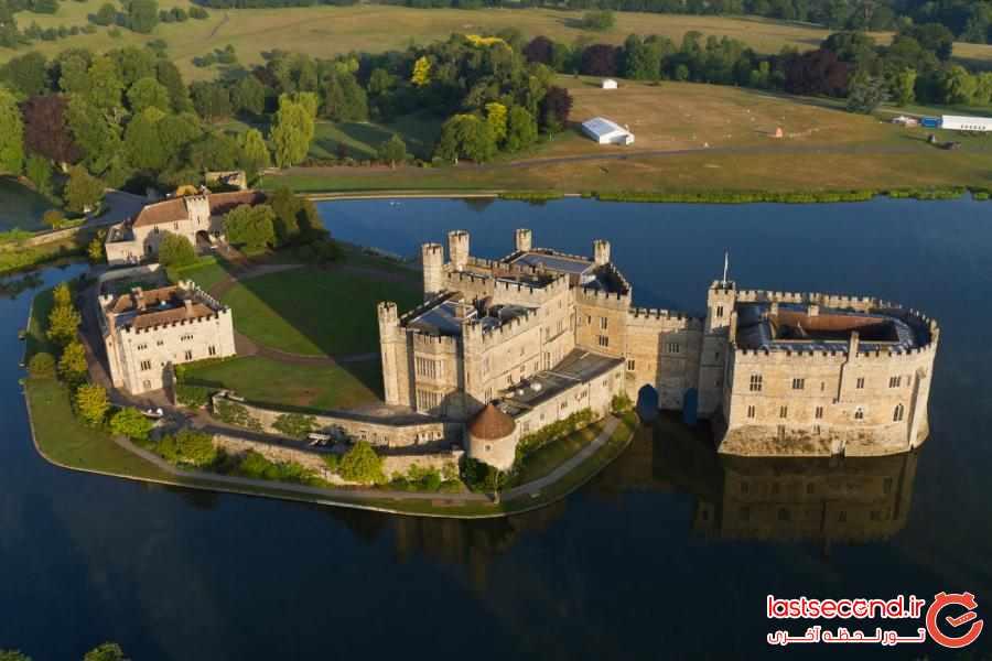 خارق العاده ترین قلعه های جهان ( قسمت اول )