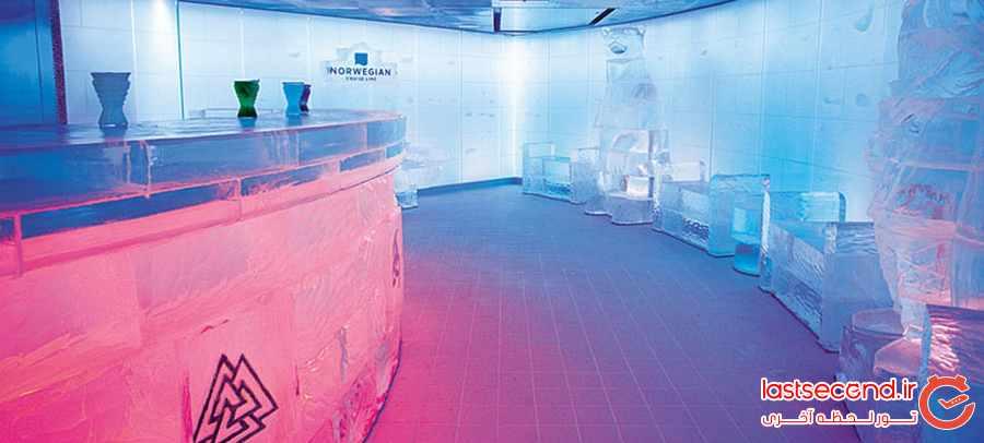 عجیب ترین امکاناتی که می توانید در کشتی های کروز بیابید 