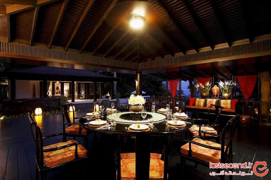 Trisara، بهترین هتل تایلند        