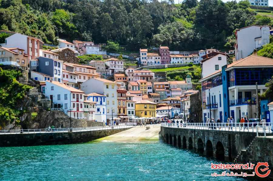 هفت نقطه دیدنی در شمال اسپانیا 