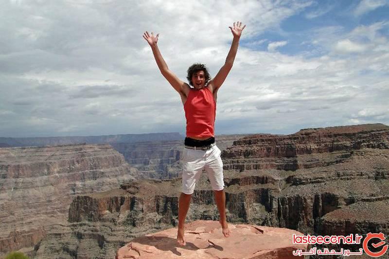 رکورد دار سفر به دور دنیا از ایران میگوید        