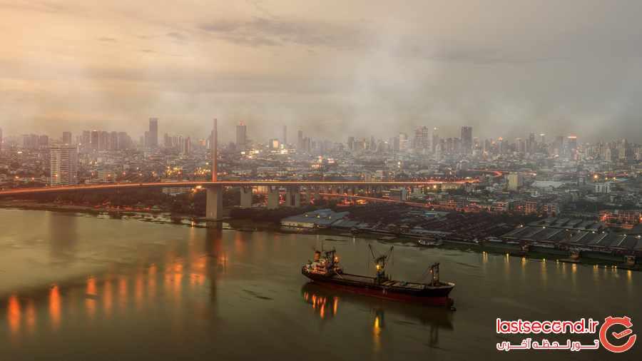  آلوده ترین شهرهای جهان          