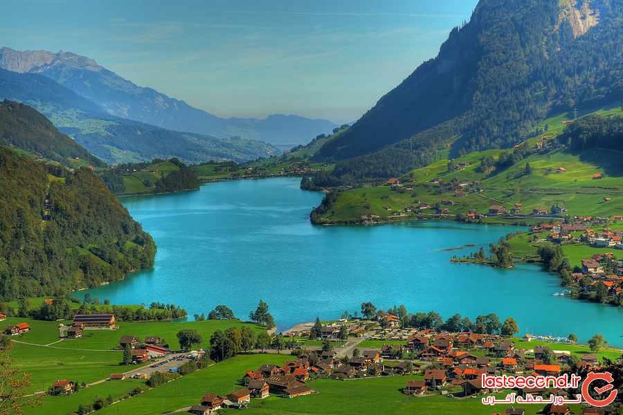 تصاویری زیبا از کشور سوئیس