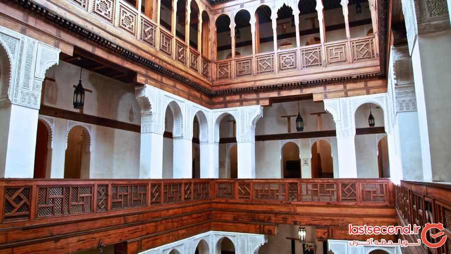 جاذبه های دیدنی شهر فاس در مراکش 