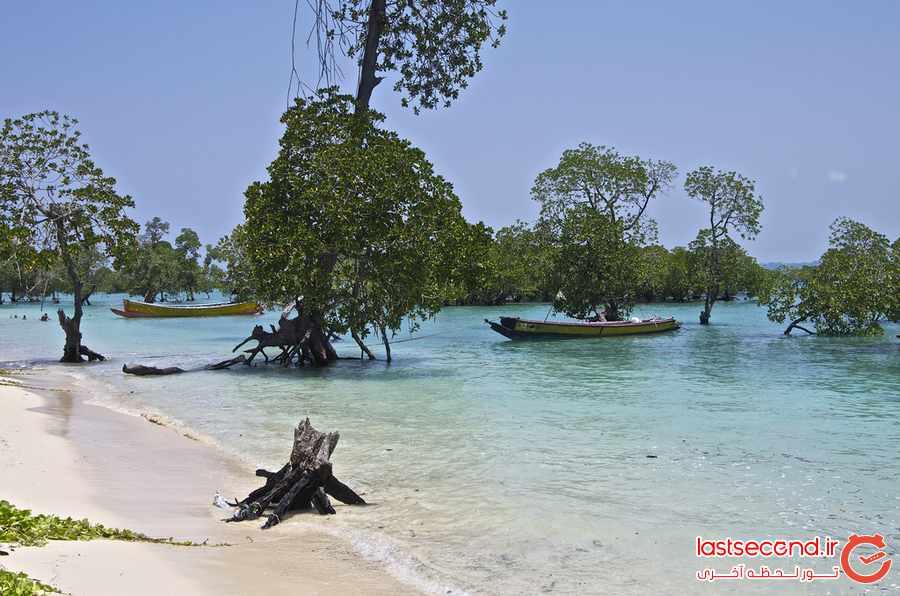ده جزیره زیبا و دیدنی در آسیا  