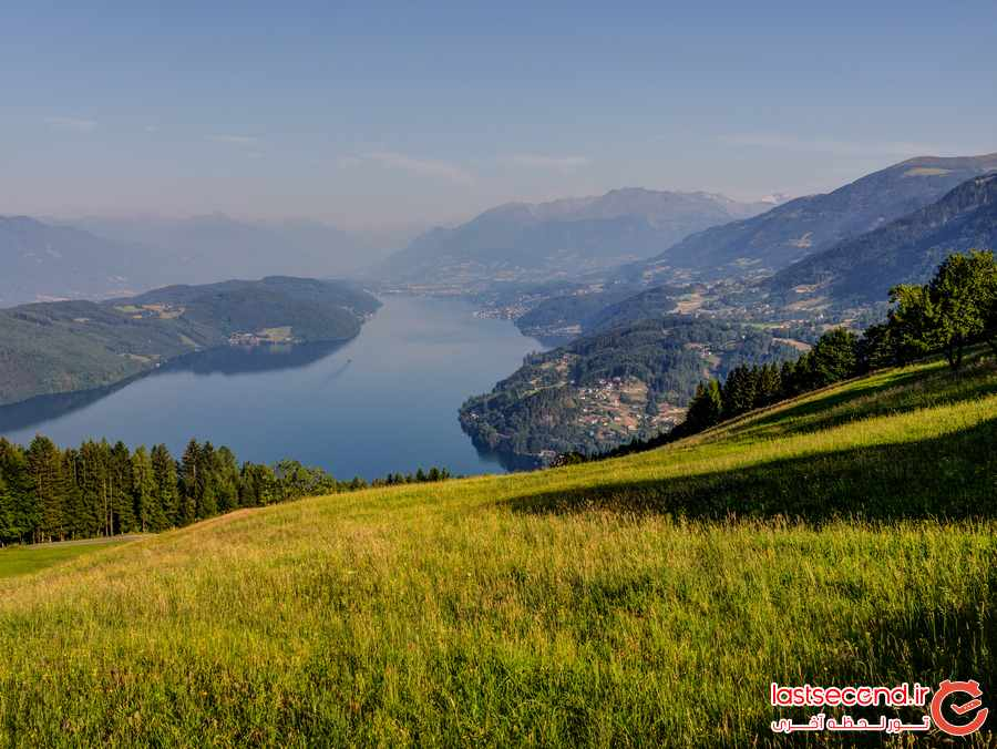 خوش منظره ترین دریاچه های اتریش  