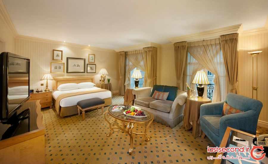 اطلاعات مربوط به ستاره هتل ها  