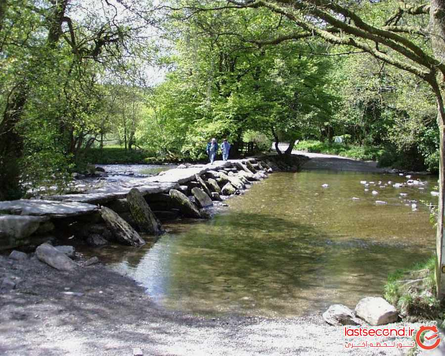 ده پل قدیمی که امروزه هنور مورد استفاده قرار میگیرند  