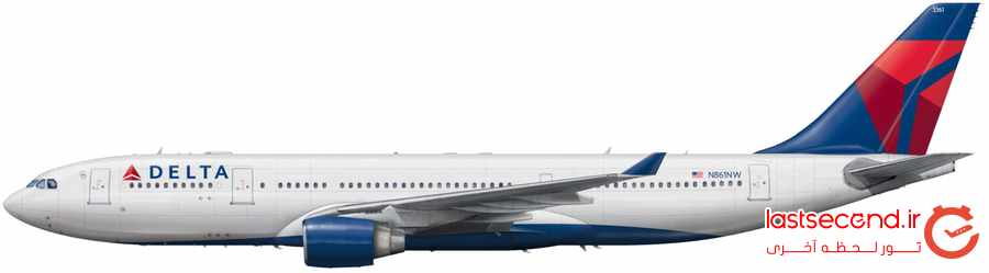 از ایرباس A330-200 بیشتر بدانیم             