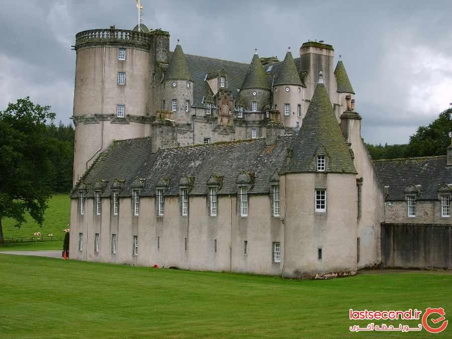 ده قلعه متروکه در جهان 