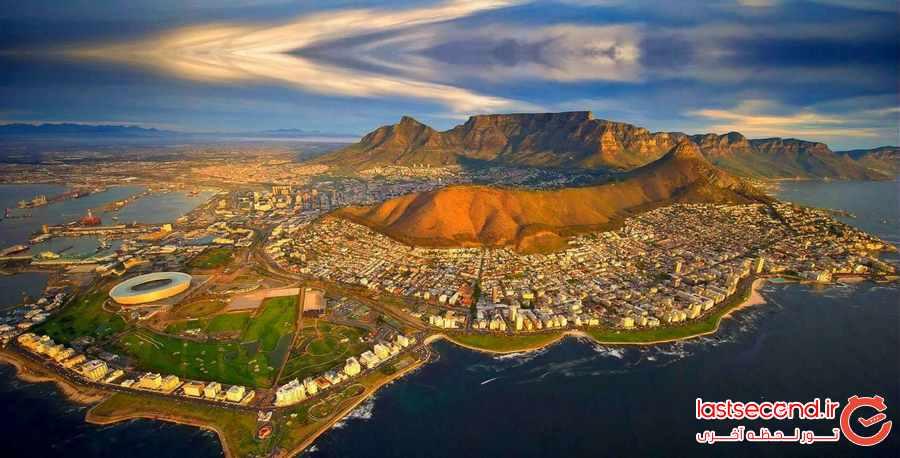 ده مقصد برتر آفریقا در سال 2017 