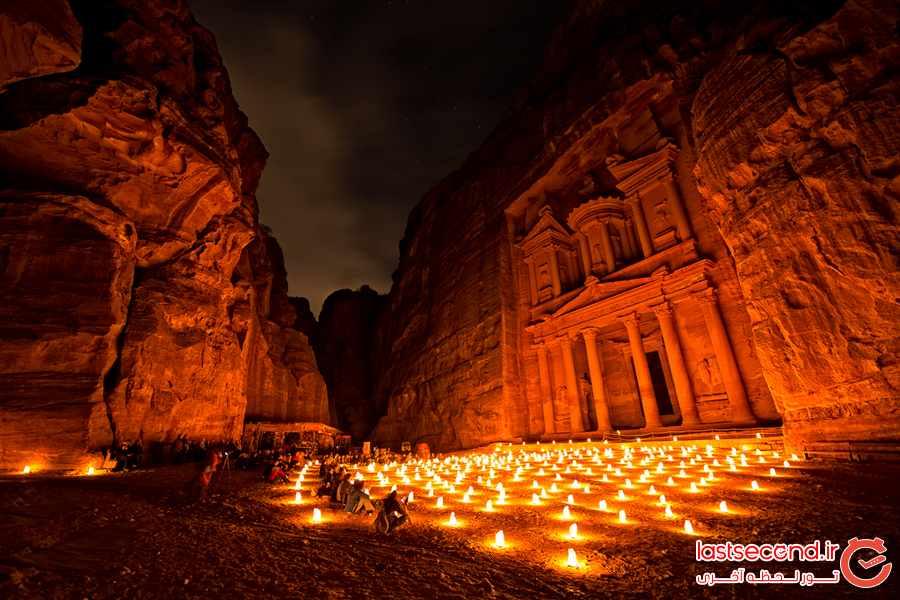 زیباترین جاذبه های دیدنی خاورمیانه در سال 2017 